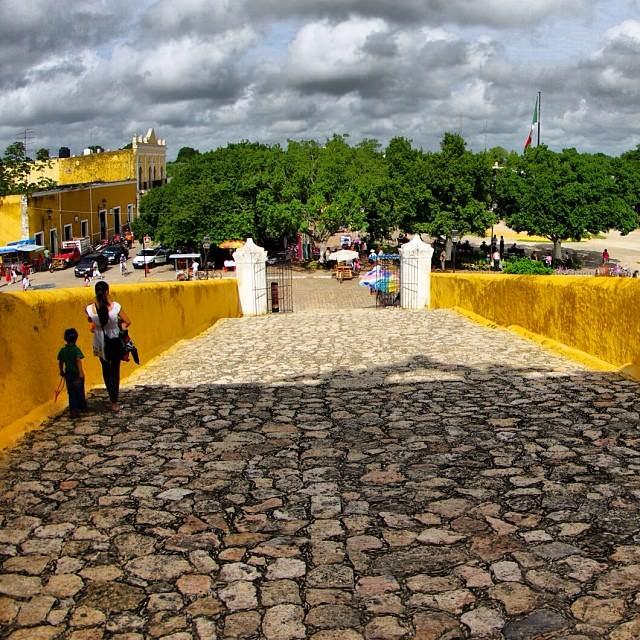 Mexique Izamal Celestun