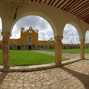 Mexique – Jour 9 : Izamal et la réserve Célestun