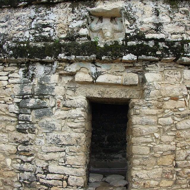 Mexico Coba ruinas