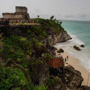 Mexique – Jour 12 : Plongée à Playa Del Carmen et visite des ruines de Tulum
