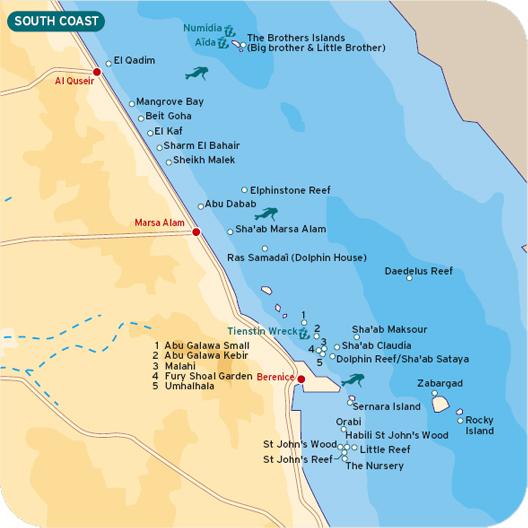 Marsa Alam Egypt Pictures CitiesTipscom - Map of egypt marsa alam