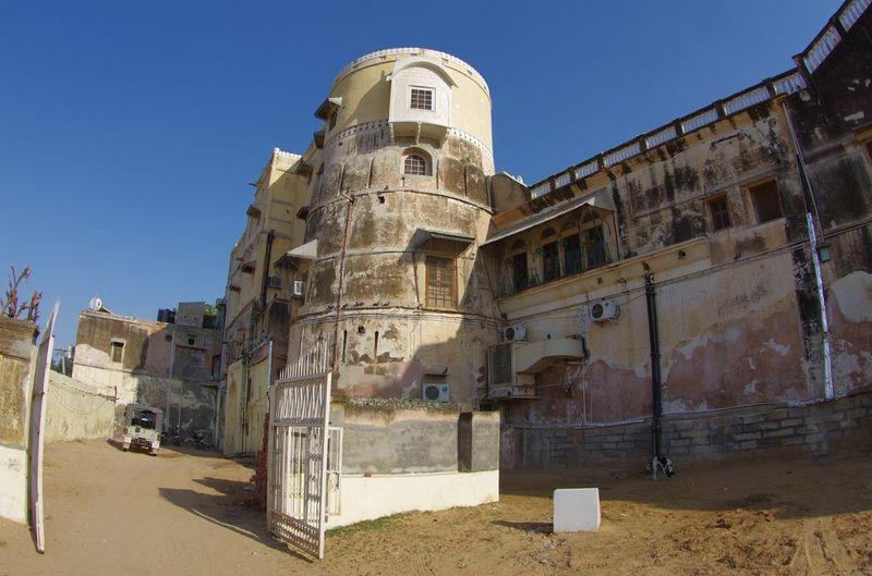 2014-03-07 Inde Shekawati Mandawa Fort