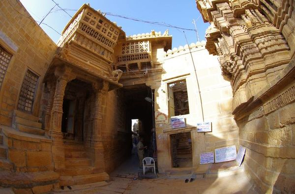 2014-03-10 Inde Jaisalmer Temples Jains