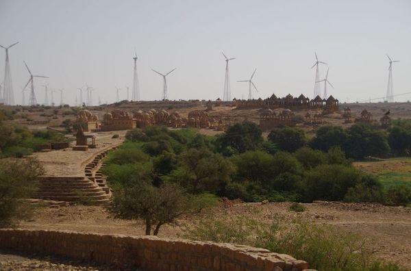 2014-03-10 Inde Jaisalmer Bada Bagh