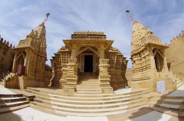 2014-03-10 Inde Jaisalmer Lodruva