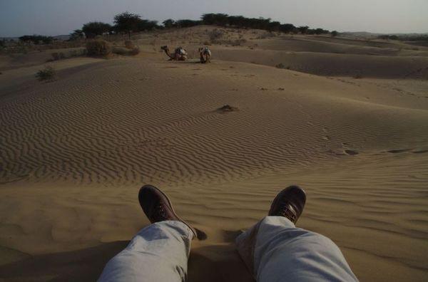 2014-03-10 Inde Jaisalmer et Desert du Thar