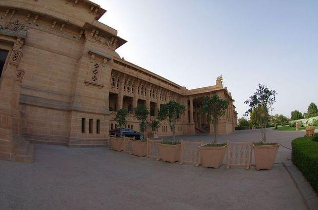 2014-03-11 Inde Jodhpur Umaid Palace