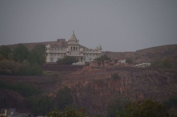 2014-03-11 Inde Jodhpur Jaswant Thada