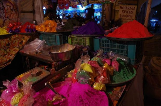 2014-03-11 Inde Jodhpur Holi Festival