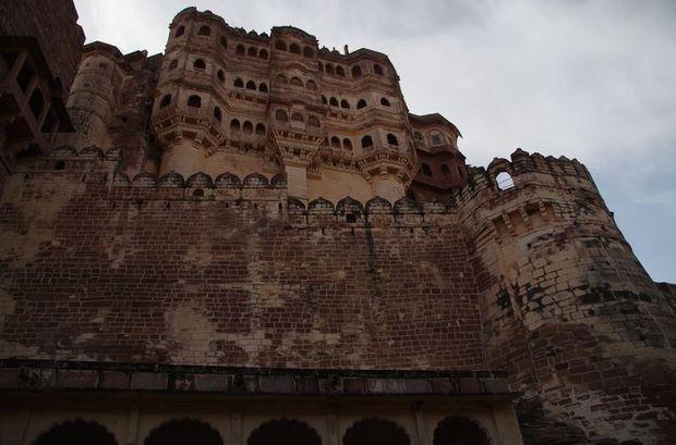 2014-03-12 Inde Jodhpur Fort de Mehrangarh