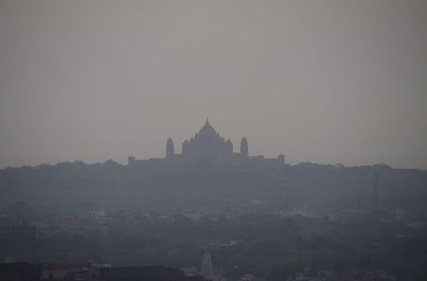 2014-03-12 Inde Jodhpur Umaid Palace
