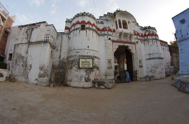 2014-03-12 Inde Ghanerao Royal Castle