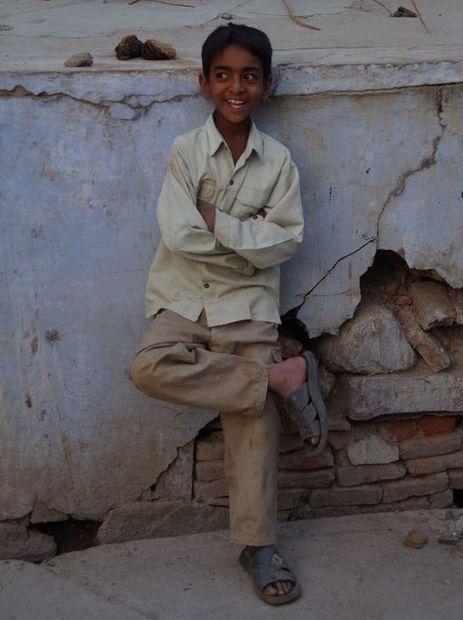 2014-03-12 Inde Ghanerao Enfant
