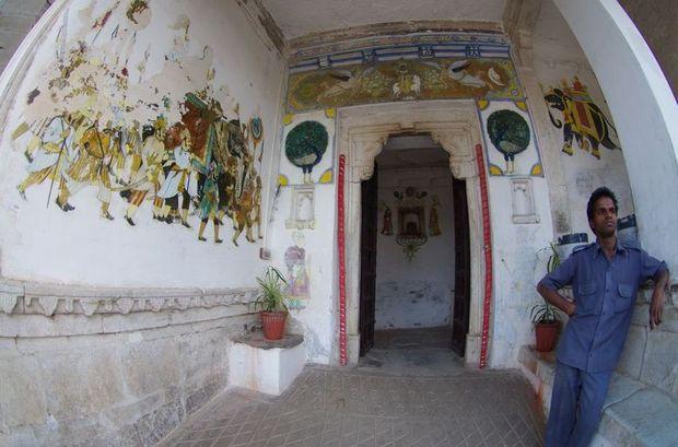 2014-03-12 Inde Ghanerao Royal Palace