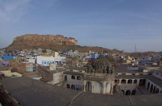 2014-03-12 Inde Jodhpur fort Mehrangarh