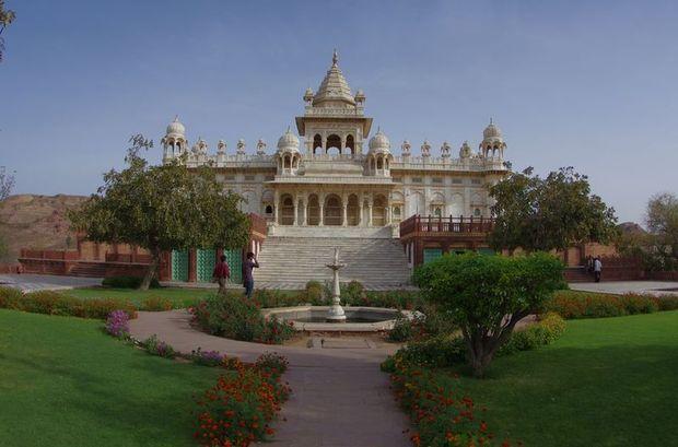 2014-03-12 Inde Jodhpur Jaswant Thada