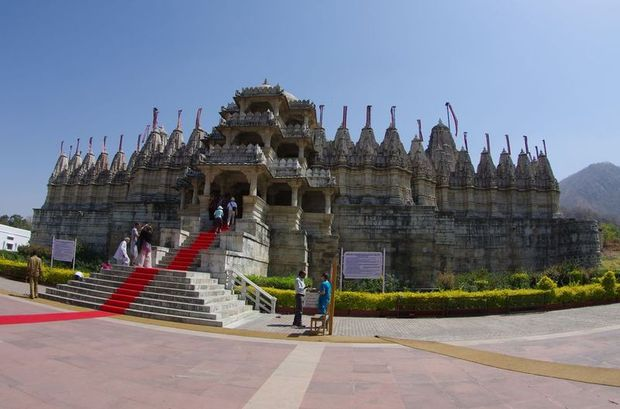 2014-03-13 Inde Temple Ranakpur Adinatha