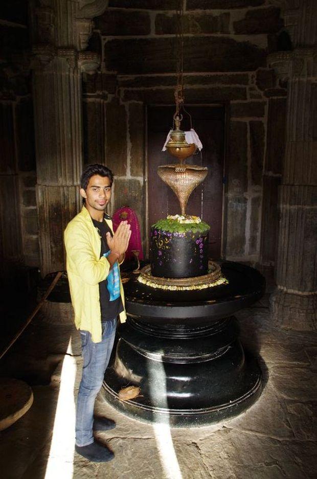 2014-03-13 Inde Fort Kumbalgarh Temple Neelkanth Mahadev