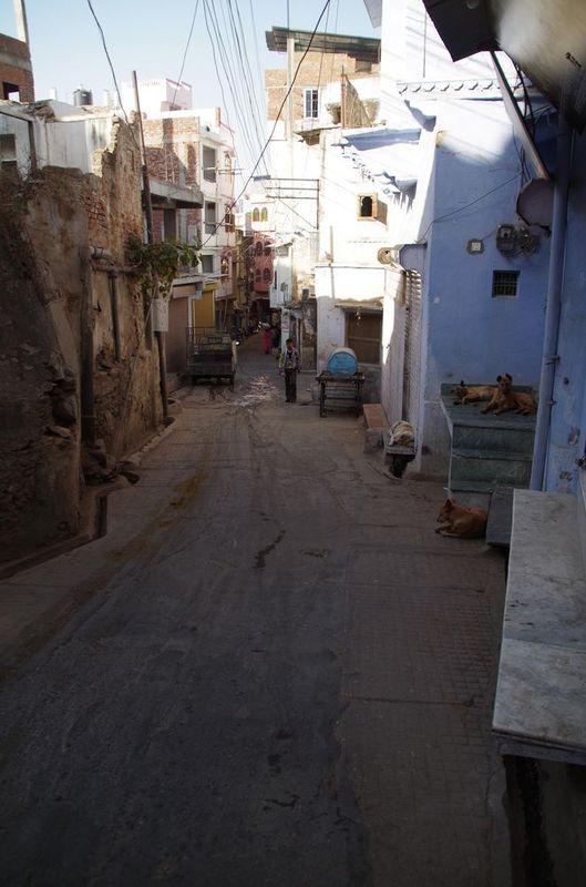 2014-03-14 Inde Udaipur Vieille Ville