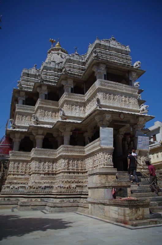 2014-03-14 Inde Udaipur Jagdish Temple