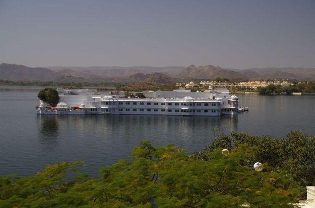 2014-03-14 Inde Udaipur Lake Palace Hotel
