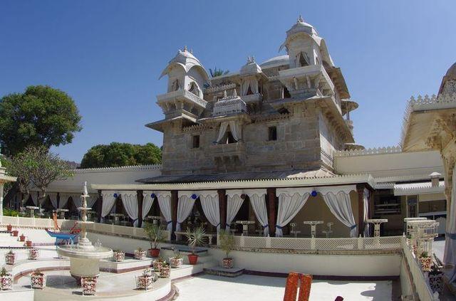 2014-03-14 Inde Udaipur Jag Mandir Pichola