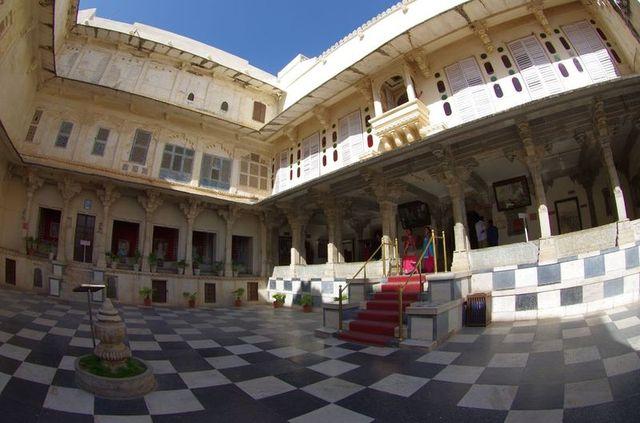 2014-03-14 Inde Udaipur City Palace Museum