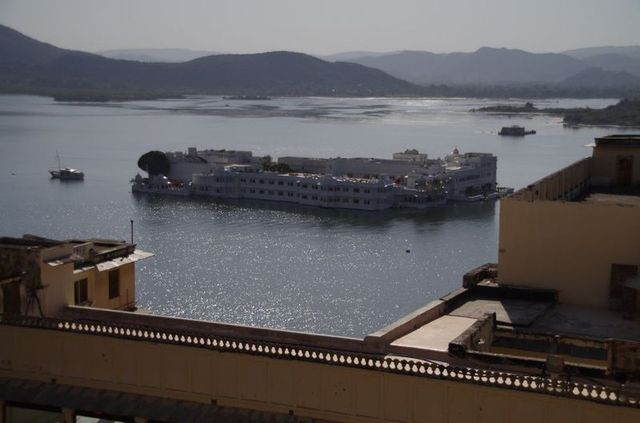 2014-03-14 Inde Udaipur City Palace Museum View