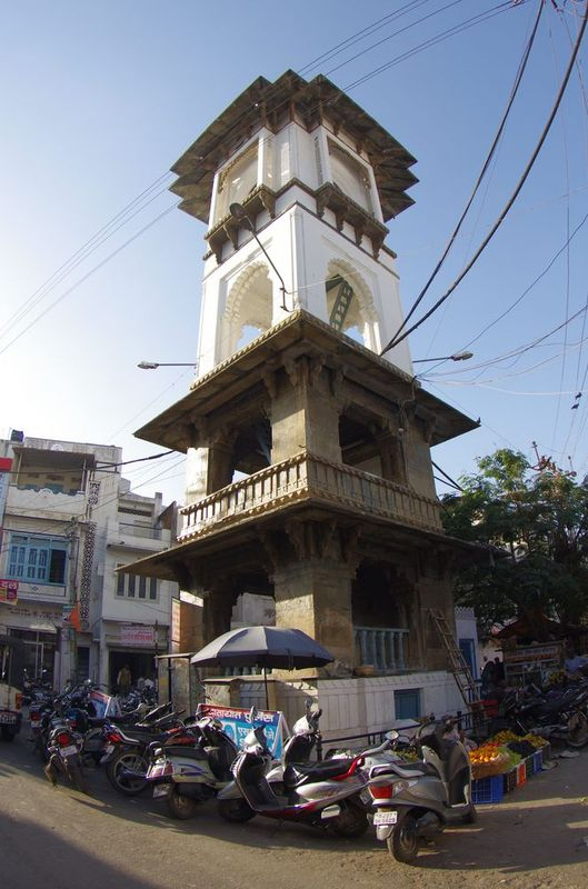 2014-03-14 Inde Udaipur downtown
