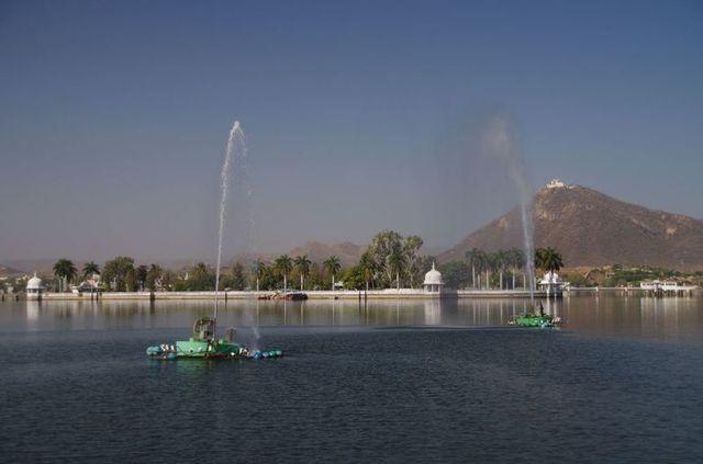 2014-03-14 Inde Udaipur lac Fateh Sagar