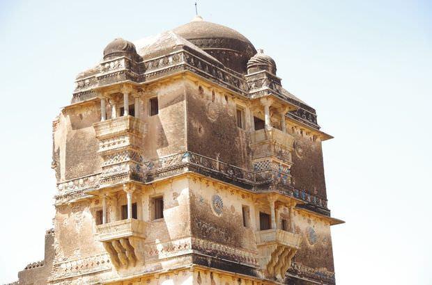 2014-03-15 Inde Chittorgarh Gora Badal Palace