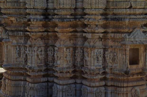 2014-03-15 Inde Chittorgarh Tour Victoire Samadhisvara Temple