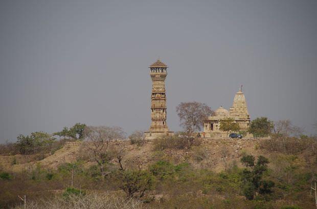 2014-03-15 Inde Chittorgarh Tour Renommee