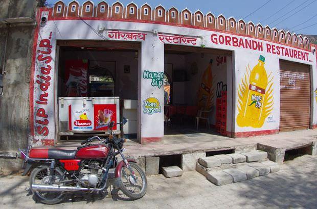 2014-03-15 Inde Chittorgarh restaurant