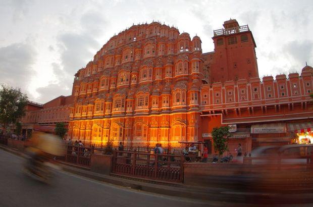 2014-03-17 Inde Jaipur Garh Ganesh Temple