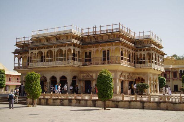 2014-03-18 Inde Jaipur City Palace Museum