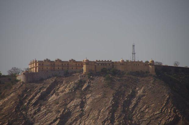 2014-03-18 Inde Jaipur Fort Nahagarh palace Madhavendra