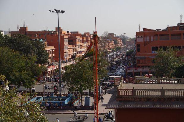 2014-03-18 Inde Jaipur Johari Bazar