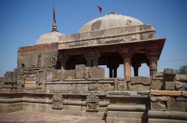 2014-03-19 Inde Abhaneri temple Harshshat Mata
