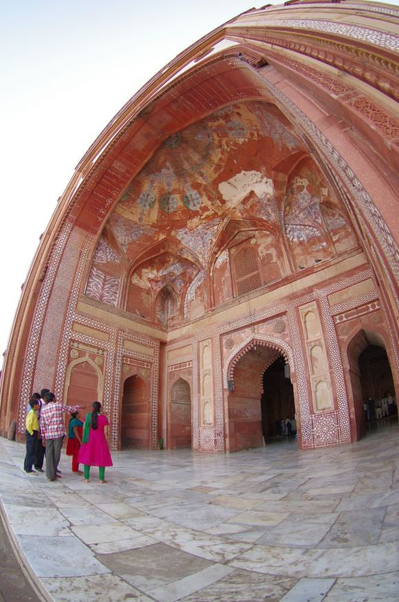 2014-03-19 Inde Fatehpur Sikri Jama Masjid