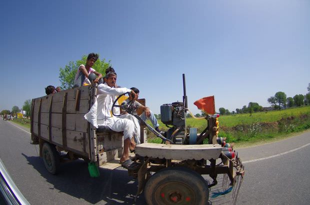 2014-03-19 Inde Route