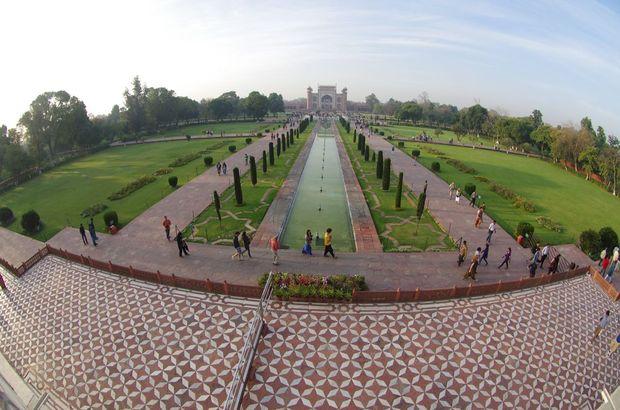 2014-03-20 Inde Agra Taj Mahal
