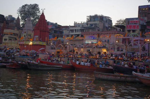2014-03-21 Inde Varanasi Ceremonie Musulman