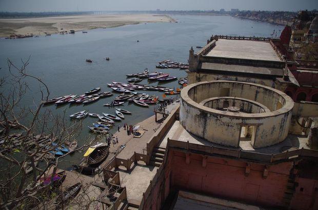 2014-03-22 Inde Varanasi Jantar Mantar Man Mandir Ghat