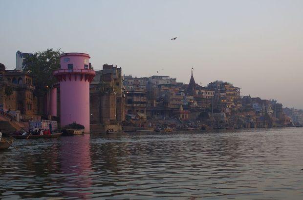 2014-03-22 Inde Varanasi Ghats