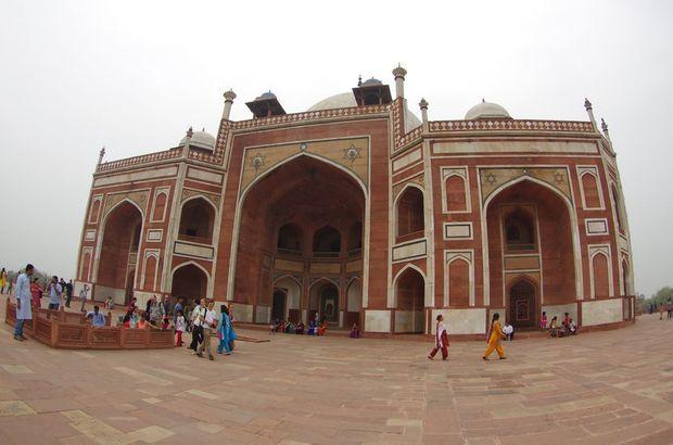2014-03-23 Inde Delhi Tombe Humayun
