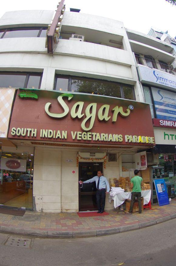 2014-03-23 Inde Delhi Sagar Restaurant