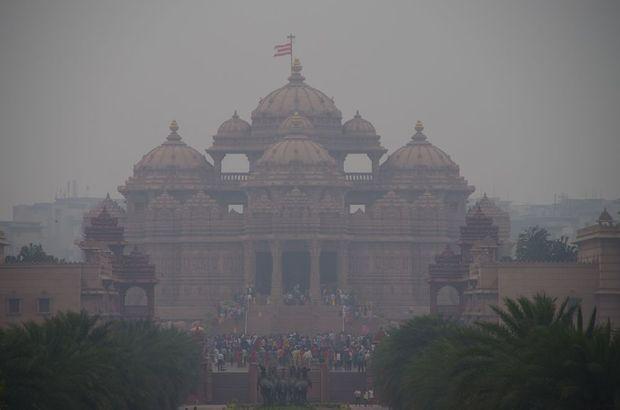 2014-03-23 Inde Delhi Temple Akshardam