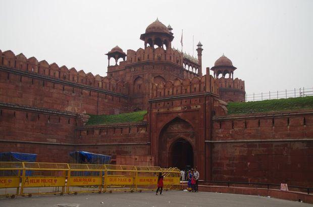 2014-03-23 Inde Delhi Red Fort