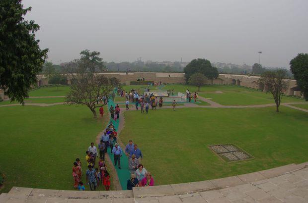 2014-03-23 Inde Delhi Gandhi Smriti